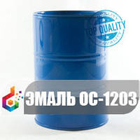 Эмаль ОС-1203 для дымовых труб, защиты фасадов, металла, промышленного оборудования