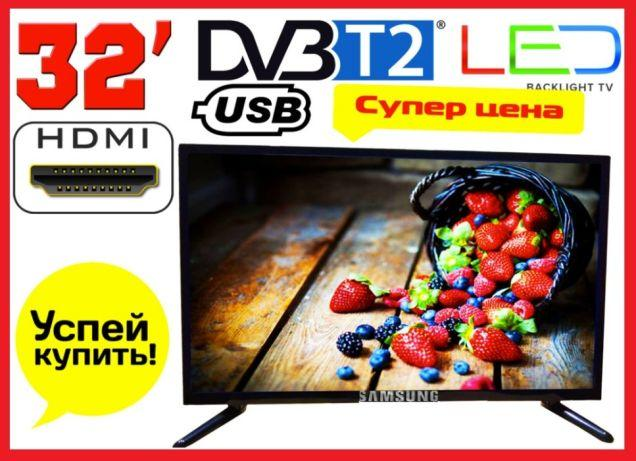 Телевизор Samsung U32J4000 Black Smart TV, WiFi HD T2