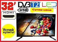 Телевизор Samsung U32J4000 Black Smart TV, WiFi HD T2 , фото 1