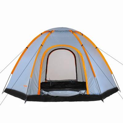 Палатка трекинговая однослойная Treker MAT-111 пятиместная