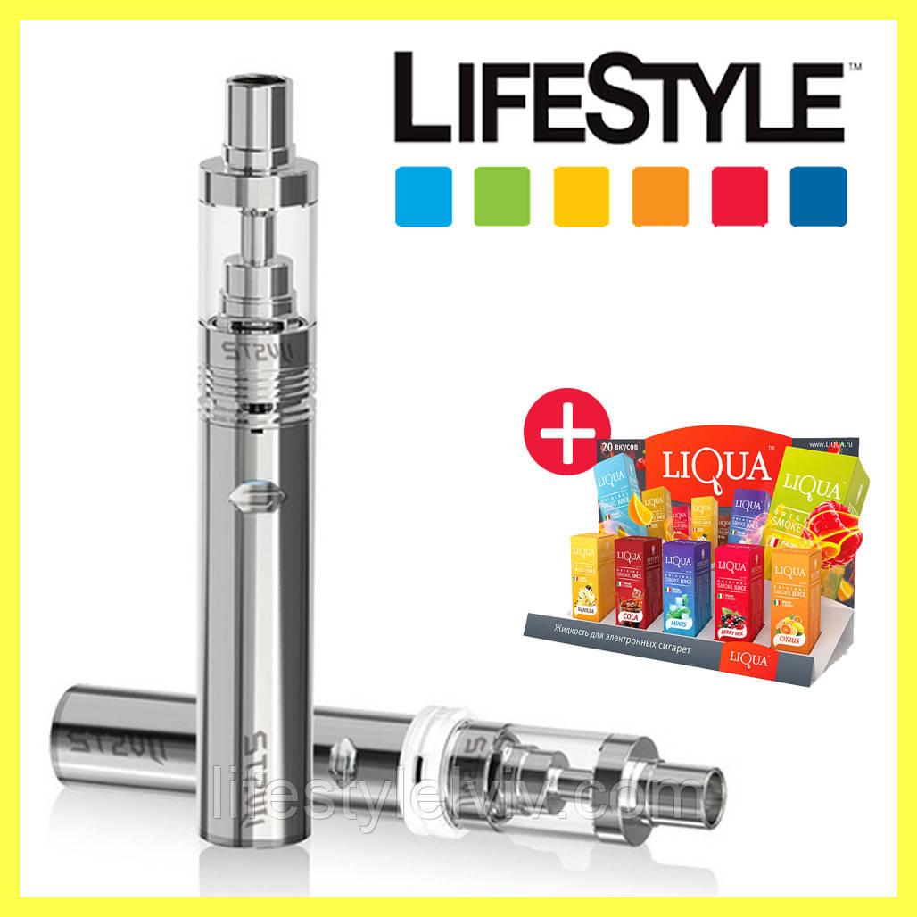 Купить жидкость для электронных сигарет eleaf sigelei одноразовая электронная сигарета