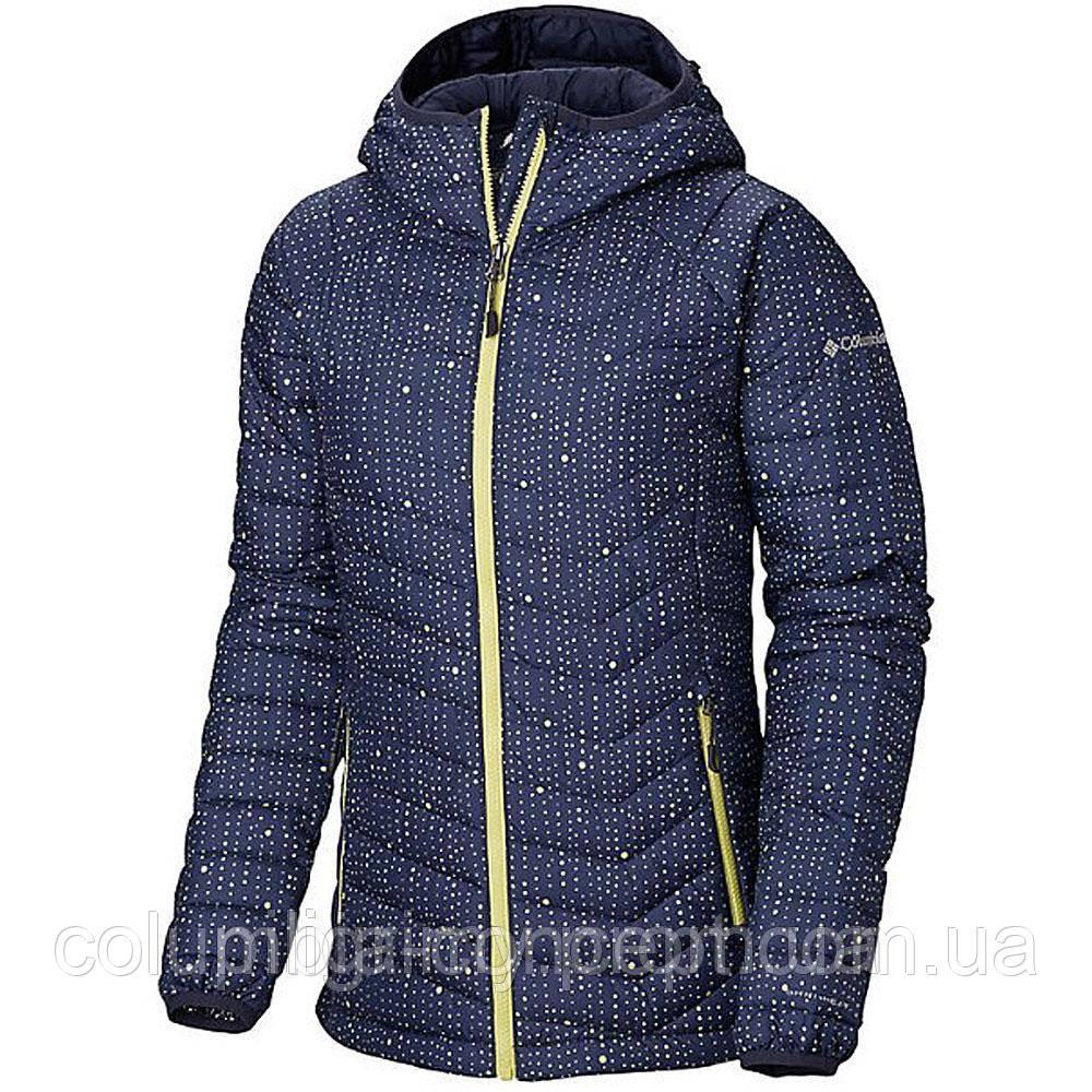 Куртка утепленная женская Columbia POWDER LITE HOODED