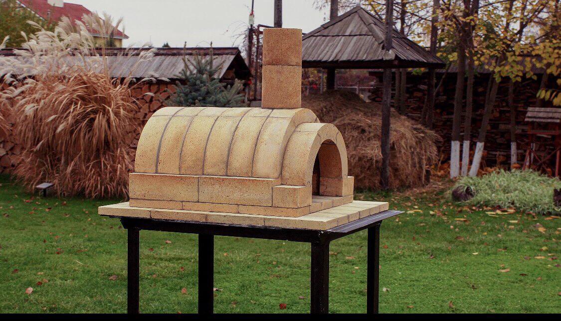 Дровяная печь для пиццы Gir Tex, фото 1