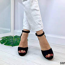 Босоножки на высоком каблуке, фото 2