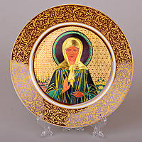 Декоративная тарелка Lefard  св.Матрона 20 см 921-001(3), фото 1