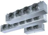 Кубические воздухоохладители малой мощности Eco. Серия  CTE