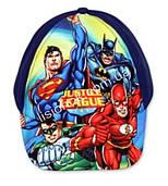 Кепка детская Лига справедливости, 54-56см Темно-синий, 54см