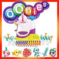 Набор для создания игрушек Oonies. Развивающая игрушка. конструктор надувной