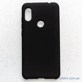 Чохол TPU Deen Xiaomi Redmi Note 6 Pro black