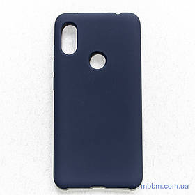 Чохол TPU Deen Xiaomi Redmi Note 6 Pro deep blue