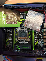 Комплект Xeon E5 2680 V1 V2, HuananZHI X79 Память 16 Гб Кулер Lga 2011 LGA2011 Huanan, фото 1