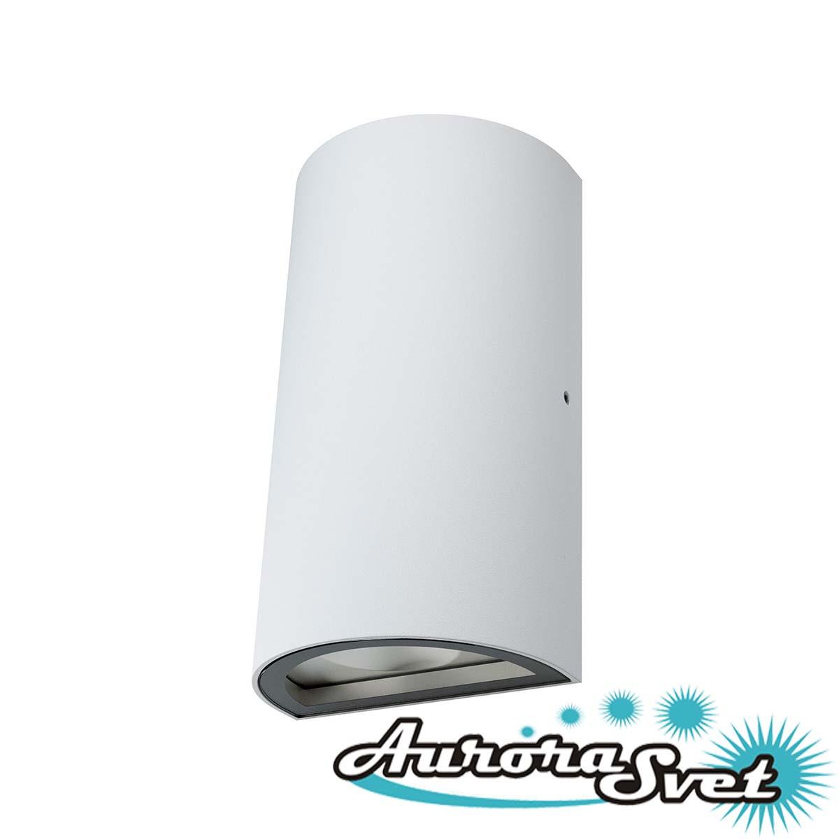 Светодиодный прожектор OSRAM ENDURA STYLE UpDown 12 W ЧЁРНЫЙ для наружного освещения. LED прожектор.