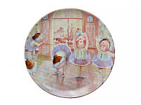 Тарелка декоративная Gapchinska Жизели на репетиции 20 см 924-201, фото 1