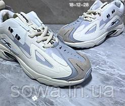 """✔️Кроссовки Reebok Classic DMX 1200 """"White/Black"""" , фото 2"""
