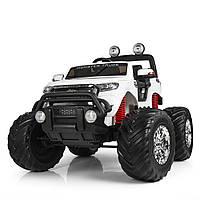 Детский электромобиль Bambi Ford Monster Truck 4Х4 белый 4013(MP4)