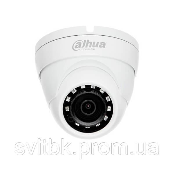 Видеокамера Dahua HAC-HDW1100MP-0280B-S3