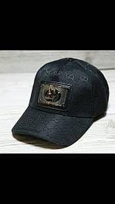 Брендовая летняя кепка Gucci. Кепки в наличии. Универсальный размер, регулируется. 100% коттон