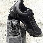Кроссовки Bonote текстиль сетка чёрные р.46, фото 2