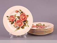 Набор тарелок Lefard Корейская роза 6 предм. 126-502, фото 1