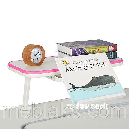 Полка для книг SS16 FunDesk Pink, фото 2