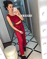 """Женский повседневный костюм """" Хлопок """" Dress Code, фото 1"""