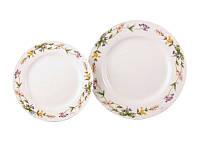Набор тарелок Japan Sakura Весенний сад 18 предметов440-001-1