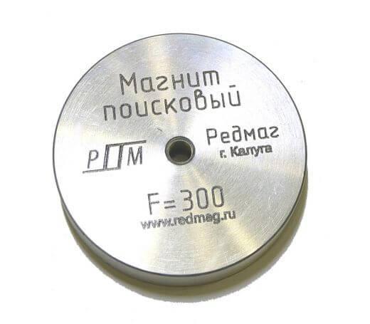 "Пошуковий магнит "" Редмаг F300"