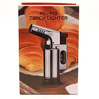 Газовая горелка PЕ-979 torch lighter