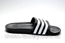 Шлепки мужские в стиле Adidas, Сланцы, фото 2