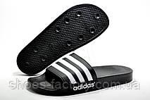 Шлепки мужские в стиле Adidas, Сланцы, фото 3