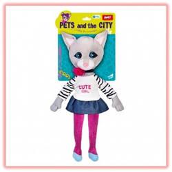 Мягкая игрушка Кошка Сьюзетт (KOS1)