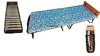 """Раскладушка """"Венеция"""" раскладушка кровать на ламелях с матрасом"""