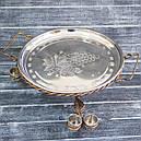 Подставка САДЖ большой с рюмками, фото 3