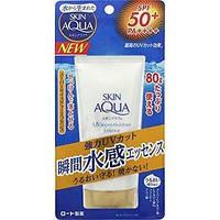 Skin Aqua Солнцезащитная Эссенция Super Moisture Essence SPF 50+/PA ++++ 80g