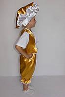 Карнавальный костюм Гриб Лисичка (мальчик), фото 2
