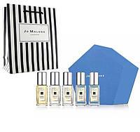 Подарочный набор Jo Malone 5x9 мл №2 с пакетом (Качество оригинала)