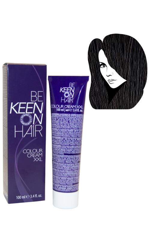 Keen Крем краска для волос 3.0 шатен