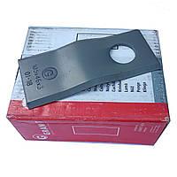 Нож роторной косилки Granit (изогнутый)