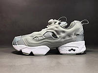 Кроссовки Reebok Insta Pump grey (реплика), фото 1