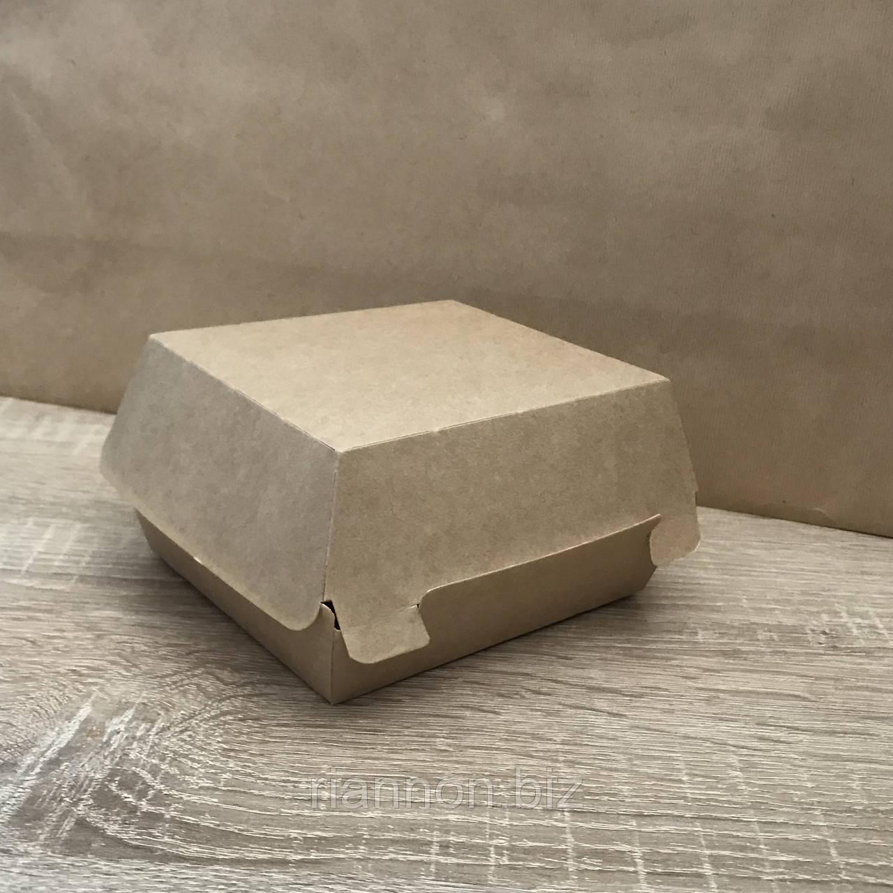 Коробка для Бургеров