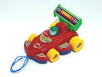 Детская каталка «Спортивная машина» 06-604, Kinder Way