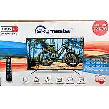 Телевизор Skymaster 40SF2500 ( FullHD, 50Гц, DVB-C/T2)