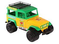"""Игрушка детская Машина """"Джип"""" 39008 Wader"""