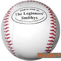 М'яч для гри у бейсбол, м'який.