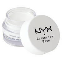 База под тени NYX Eyeshadow Base - белая