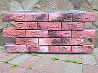"""Навісний Вентильований Фасад """"StrimROCK"""" на алюмінієвій підсистемі з декоративним каменем (цеглою), фото 1"""