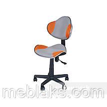 Детское кресло FunDesk LST3 Orange-Grey, фото 3
