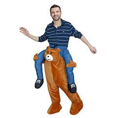 "Костюм "" На плечах у медведя"" на рост от 160 до 200см"