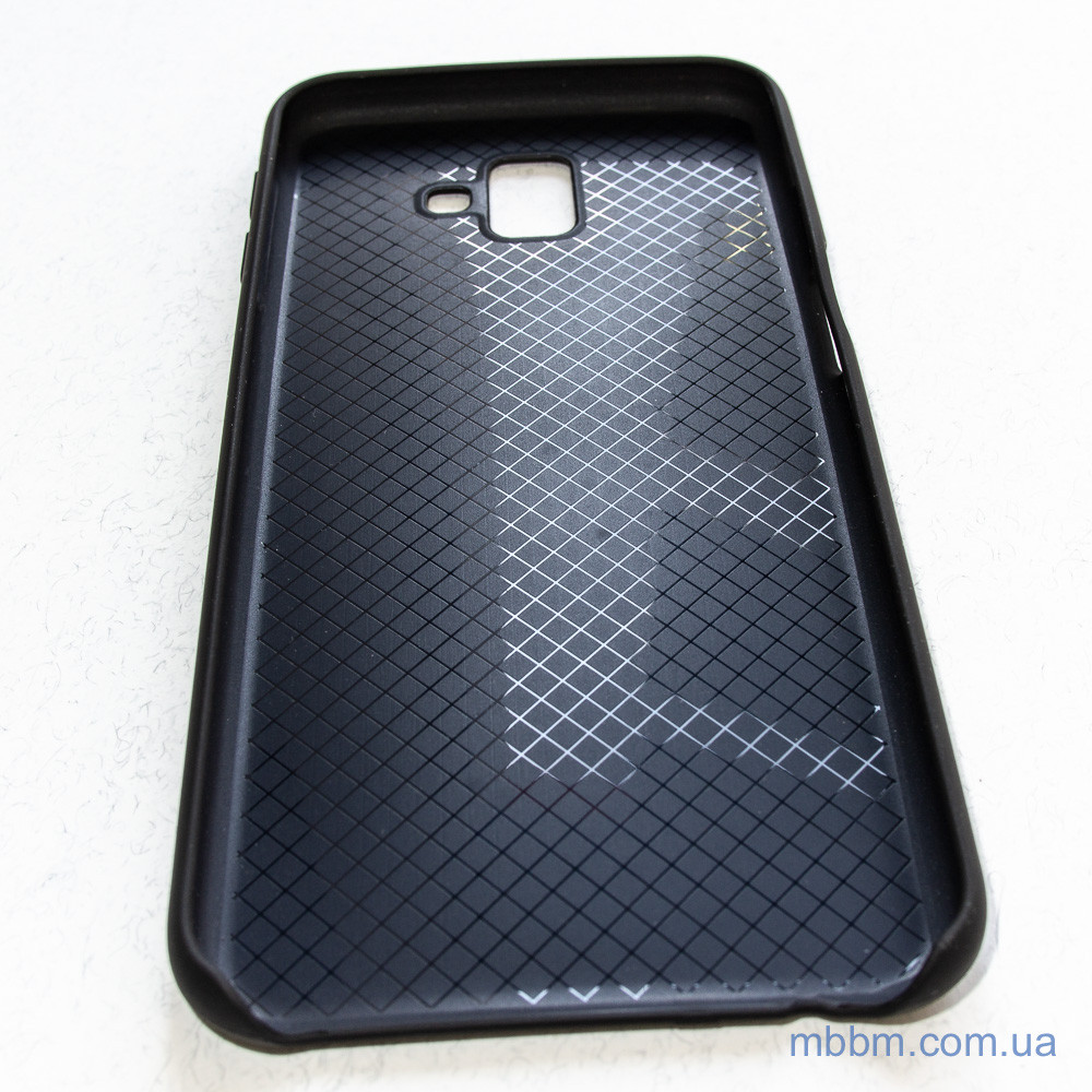 Чехлы для Samsung Galaxy J6+ (2018) J610F TPU Deen J6 Plus black (J610) 2018
