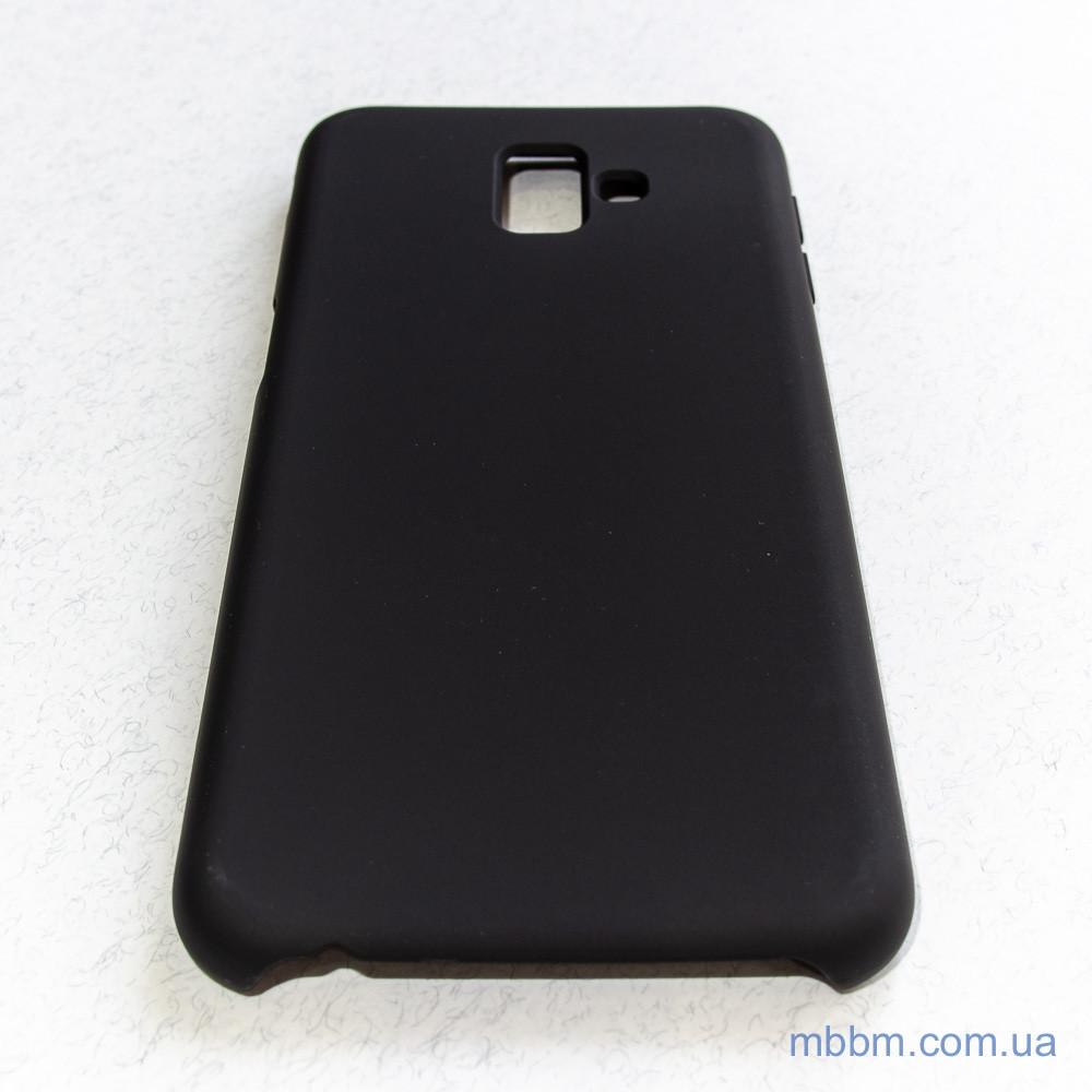 TPU Deen Samsung Galaxy J6 Plus black
